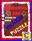 Memorial Day math puzzle