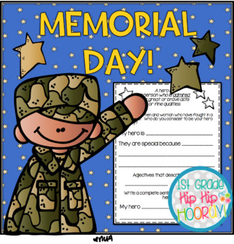 Memorial Day for the Primary Child