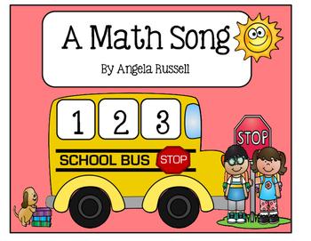 Freebie ~ A Math Song