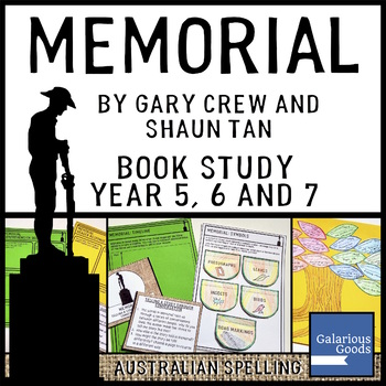 Memorial by Gary Crew and Shaun Tan - Picture Book Study