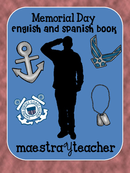 Memorial day English and Spanish book