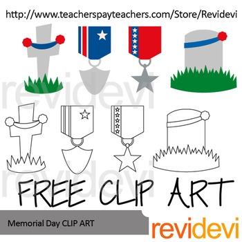 Memorial day free clip art