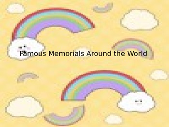 Memorials Around the World