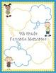 Memories Made in 4th ~ EOY Memory Book