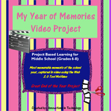 Memories from the Year Video Project - End of Year Activity
