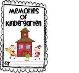 Memories of Kindergarten {Memory Book}