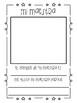 Memories of school book Spanish - Kindergarten, First, & Second Grade