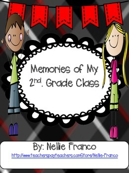 Memories of My Second Grade Class