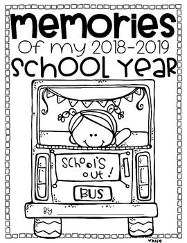 Memories of my School Year