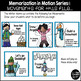 Memorization in Motion Addition Winter Warm Up Edition