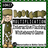 Brain Break Memorization in Motion Multiplication Boot Camp