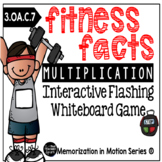 Brain Break Memorization in Motion Multiplication Fitness Facts