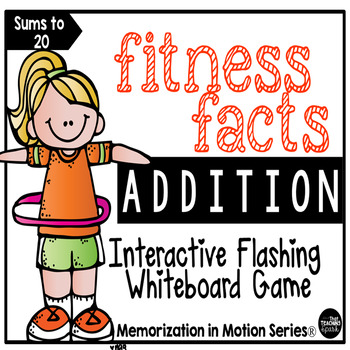 Memorization in Motion Multiplication- Fitness Facts Edition