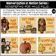Memorization in Motion Multiplication Turkey Talk Thanksgi