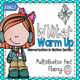 Brain Break Memorization in Motion Multiplication Winter