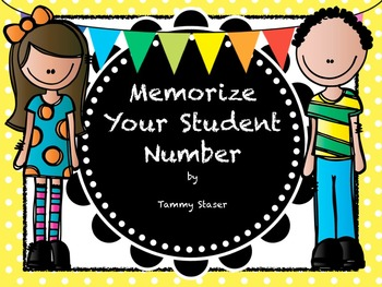 Memorize Your Student Number for Computer Class and Lunch Time