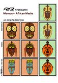 Memory African Masks