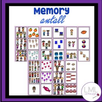 Memory - Antall