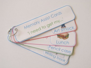 Memory Assist Cards