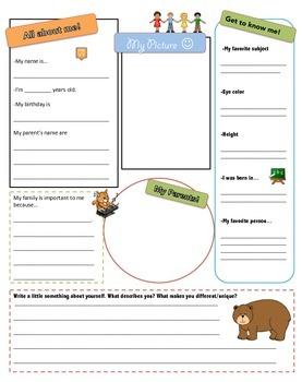 Memory Book- Diary of a 4th Grader