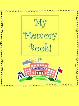 Memory Book!