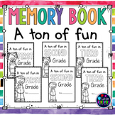 Memory Book - End of the Year Activities