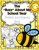 End of the Year: Memory Book Bee Themed