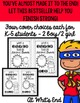 End Of the Year Memory Book {What a SUPER Year} Superhero Style K-5!
