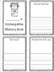 Memory Books - End of the Year Writing Activity