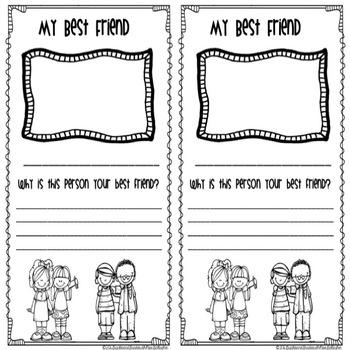 Memory Book-3rd Grade