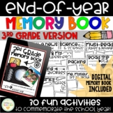 End-of-Year Memory Book - 3rd Grade