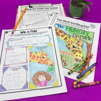 End of the Year Memory Book for Grades 3-5