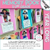 Memory Book Activities for the Entire Year