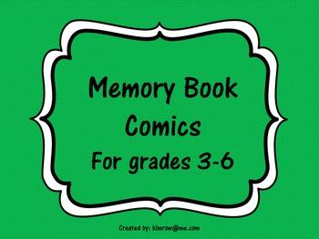 Memory Book Comics