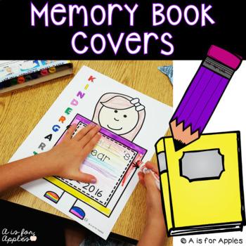 Memory Book Covers {FREEBIE}