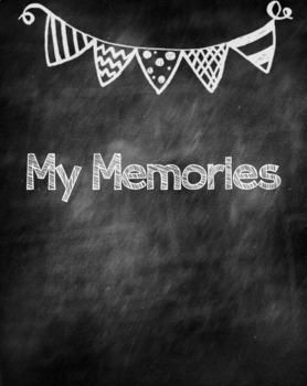 Memory Book Dividers