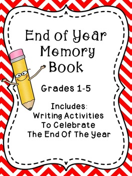 Memory Book - End Of Year