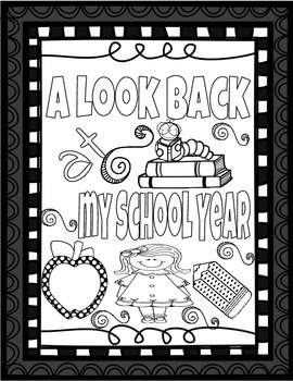 Memory Book- End of the School Year