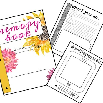 Memory Book/ End of the Year Book