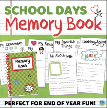 end of year memory book end of the year memory book by fishyrobb teachers pay 6533