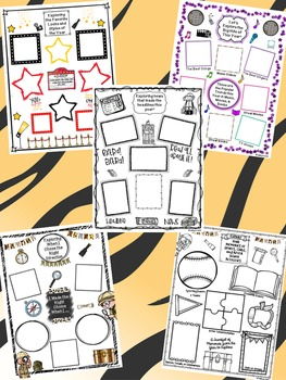 """Memory Book: Exploring our Great Year """"Explorer"""" Theme"""