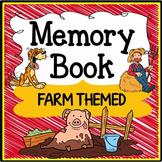 Farm Memory Book