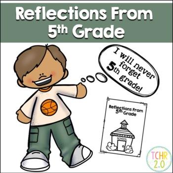 Memory Book Fifth Grade