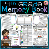 Memory Book Fourth Grade