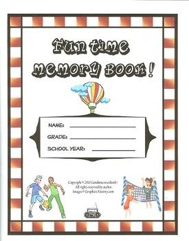 Memory Book: Fun Times!