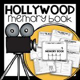 Memory Book (Hollywood Themed)
