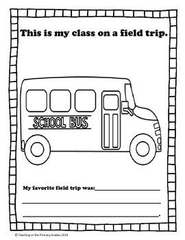 Memory Book- Kindergarten