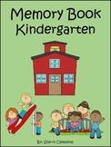 Memory Book (Kindergarten)