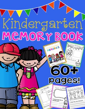 Memory Book Kindergarten