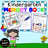Memory Book-Kindergarten (Full Pages)